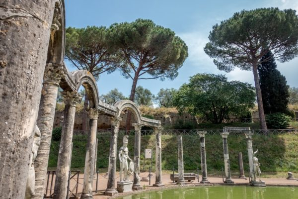Hadrians-Villa-Tivoli