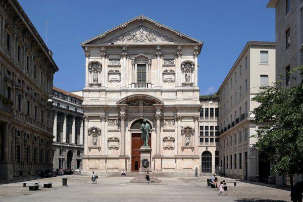 Milano Piazza_San_Fedele