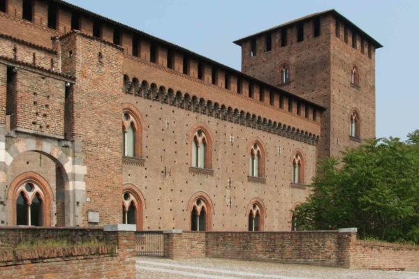 pavia castello