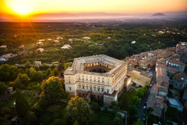 caprarola Villa_Farnese